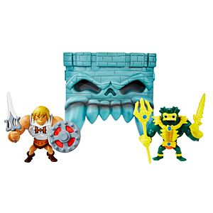 Masters of the Universe® Mini He-Man® and Mer-Man® Figures