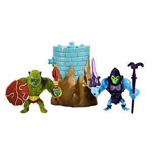 Masters of the Universe® Mini Skeletor® and Moss Man® Figures