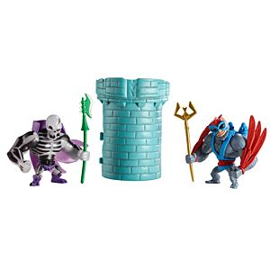 Masters of the Universe®  Mini Scareglow™ and Stratos® Figures