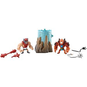 Masters of the Universe® Mini Zodac® & Beast Man® Figures