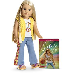 Julie™ Doll & Paperback Book