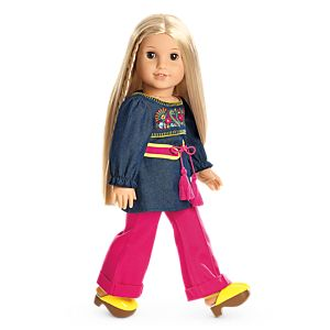 Julie's Tunic Outfit for 18-inch Dolls