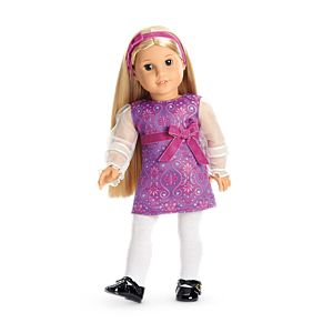 Julie's Holiday Outfit for 18-inch Dolls