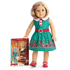 Kit™ Doll & Paperback Book