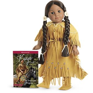 Kaya™ Doll & Paperback Book