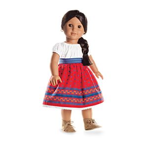 Josefina's Outfit for 18-inch Dolls