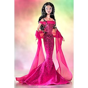 July Ruby™ Barbie® Doll