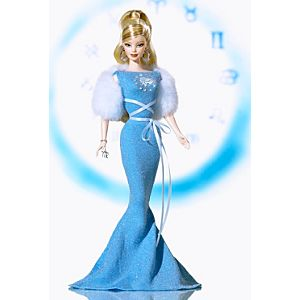 <em>Virgo</em> Barbie® Doll