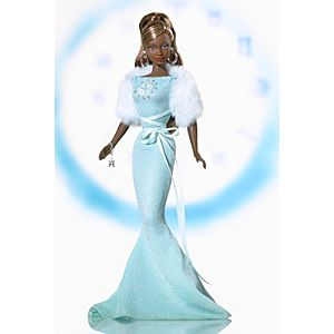 <em>Pisces</em> Barbie® Doll