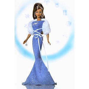 <em>Taurus</em> Barbie® Doll