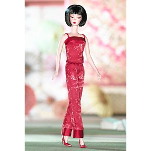 Chinoiserie Red Midnight™ Barbie® Doll