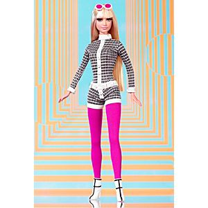 A Nod for Mod™ Barbie® Doll