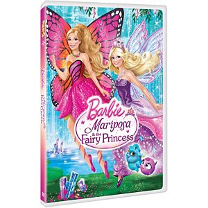 Barbie™ Mariposa And The Fairy Princess DVD
