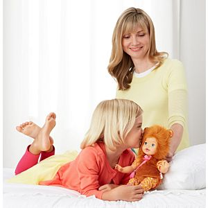 Little Mommy® Dress Up Cuties™ Snuggly Lion Cub™ Doll