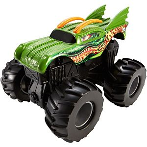 Hot Wheels® Monster Jam® Rev Tredz® Dragon® Vehicle