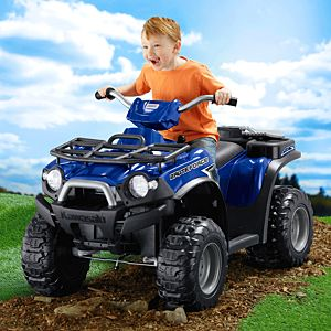 Power Wheels® Kawasaki Brute Force® (Blue)