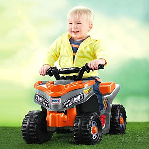 Power Wheels® Kawasaki Lil' Quad™