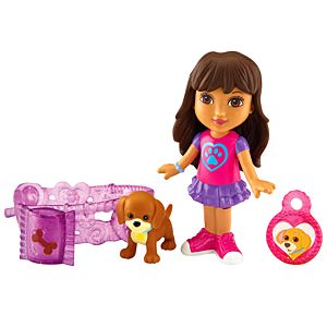 Dora and Friends™ Dora & Perrito Doggie Day Charms