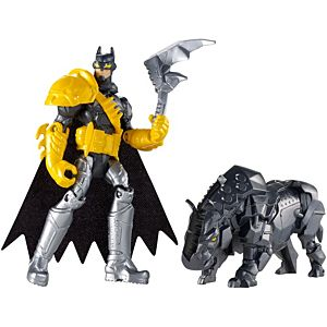 Batman™ and Axe Rhino Figure Pack