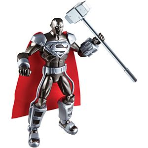 DC Comics™ Steel Figure