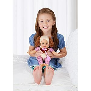 Little Mommy® Dress Up Cuties™ Baby Doll