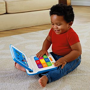 Laugh & Learn® Smart Stages™ Laptop - Blue