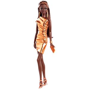 The Barbie Look® City Shine™ Barbie® Doll