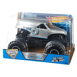 Hot Wheels® Monster Jam® New Earth Authority™ Vehicle