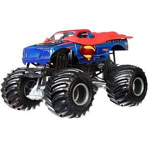 Hot Wheels® Monster Jam® Man Of Steel™ Vehicle