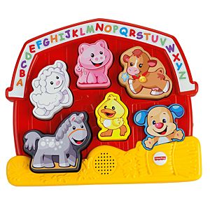 Laugh & Learn® Farm Animal Puzzle