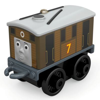 Thomas & Friends Minis - Toby Toy Train | CGM36 | Fisher-Price