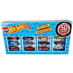 Hot Wheels® 50 Vehicle Pack Assortment