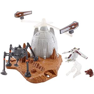Hot Wheels® Star Wars™ Battle of Geonosis™ Play Set