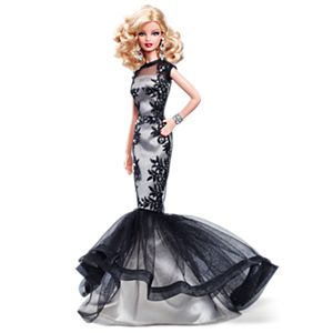 <em>Classic Evening Gown</em> Barbie® Doll
