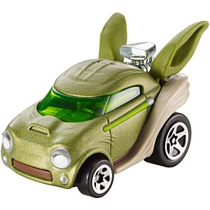Hot Wheels® Star Wars™ Yoda™ Character Car