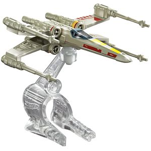 Hot Wheels® Star Wars™ X-Wing Fighter™ Red Five Starship