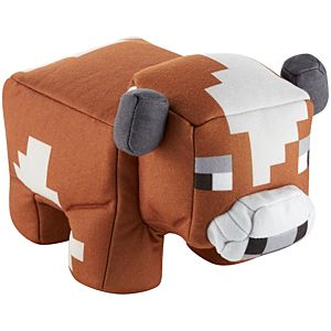 Minecraft Cow-to-Raw Beef™ Plush Character
