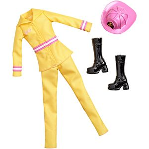 Barbie® Careers Firefighter Fashion