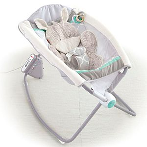 Safari Dreams Deluxe Newborn Auto Rock 'n Play™ Sleeper