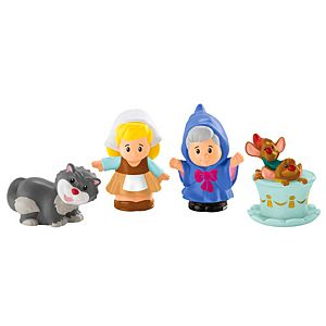 Little People® Disney Princess Cinderella & Friends Buddy Pack