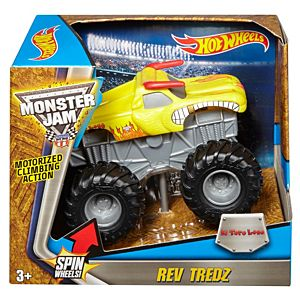 Hot Wheels® Monster Jam® Rev Tredz® El Toro Loco® Vehicle