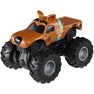 Hot Wheels® Monster Jam® Rev Tredz® 1:43-Scale Scooby-Doo™ Vehicle