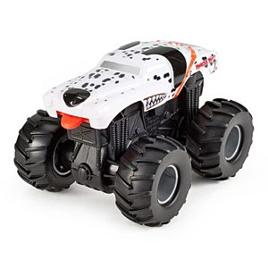 Hot Wheels® Monster Jam® Monster Mutt Dalmation Vehicle