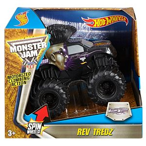 Hot Wheels® Monster Jam® Rev Tredz® Mohawk Warrior® Vehicle