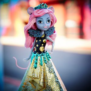 Monster High™ Boo York, Boo York Gala Ghoulfriends™ Mouscedes King™ Doll
