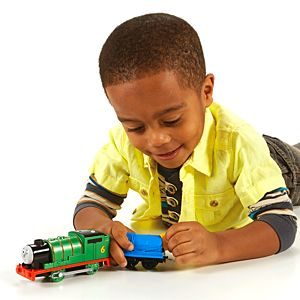 Thomas & Friends™ TrackMaster™ Real Steam Percy