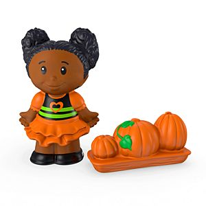 Little People® Tessa & Pumpkins