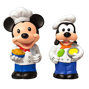 Little People® Magic of Disney Mickey and Goofy Buddy Pack
