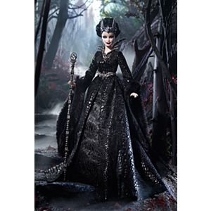 Queen of the Dark Forest® Barbie® Doll