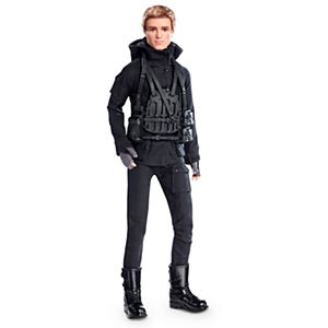 The Hunger Games: Mockingjay—Part 2 Peeta Doll